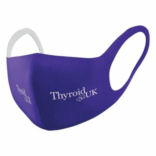 Thyroid UK Face Mask