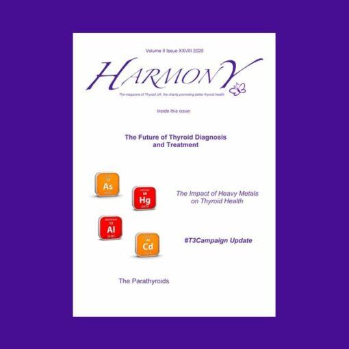 Harmony Back Issue 28 - 2020